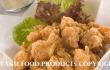 Recipe: Chicken Pop Corn