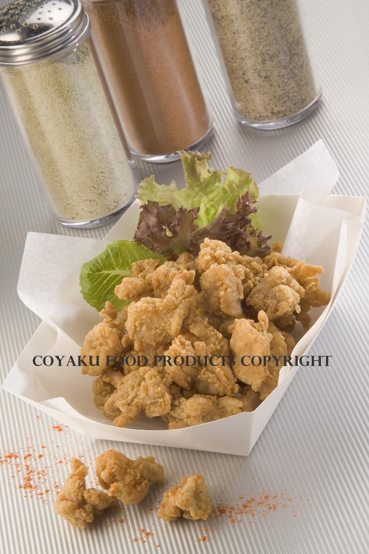 coyaku chicken popcorn