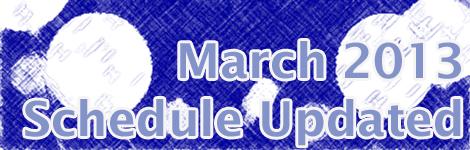 mar 2013 update