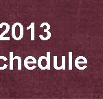 aug schedule banner